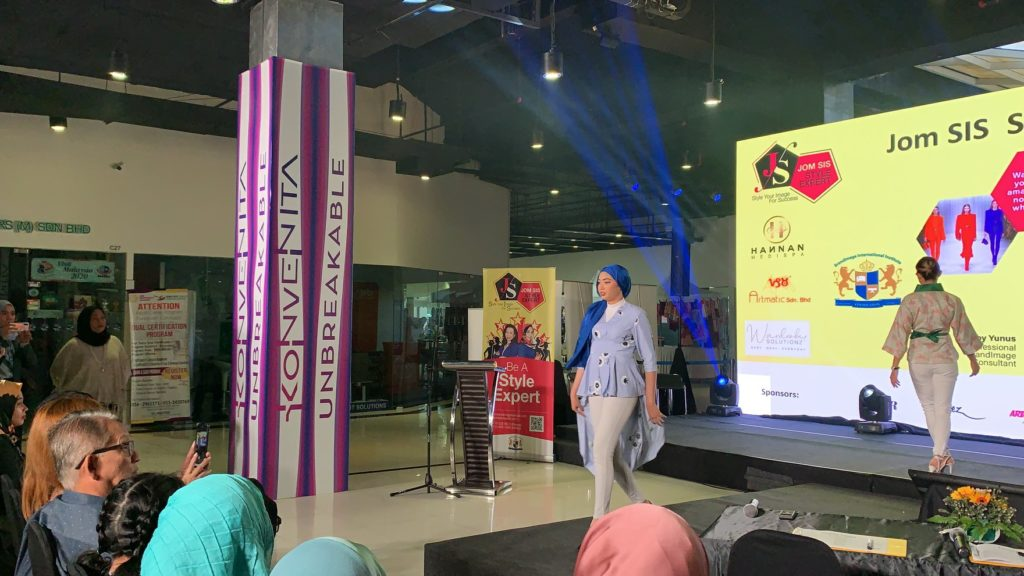 Jom SIS Style Expert Search - Audition 1 (130)