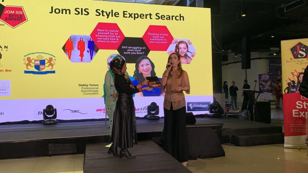 Jom SIS Style Expert Search - Audition 1 (19)